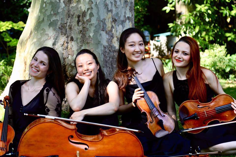 Salome_String_Quartet